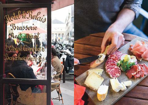 The Snob-Free Paris Travel Guide In the Magazine: bonappetit.com